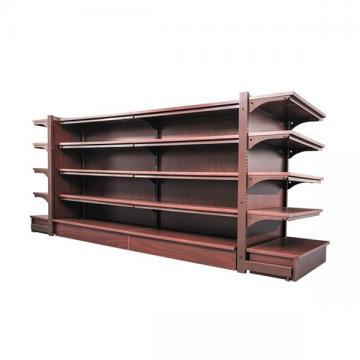Concise Beautiful Supermarket Hypermarket Metal Shelf