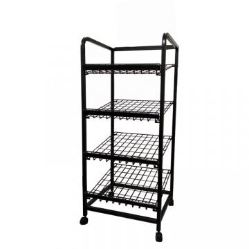 Strong Practicality Wall Tiles Display rack Ceramic Tile Display Rack For Showrooms
