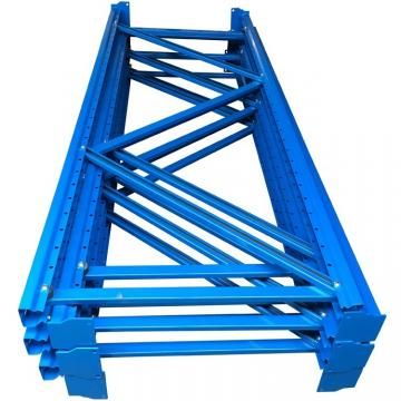 Certified Warehouse Rack for Fabric Textile Rolls and Tyre Storage