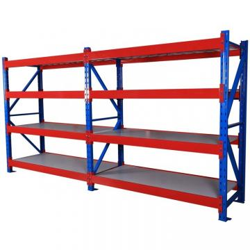 Corrosion Protection Industrial Pallet Warehouse Racking Powder Coating Surface Treatment