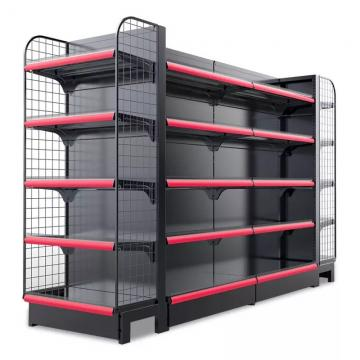 Retail Shop Fittings Metal Display Shelf For Trousers Hanger Clothes Display Rack