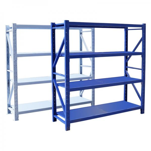 Supermarket Cosmetic Skin Care Products Exhibition Display Stand Rack with Storage Drawer #2 image