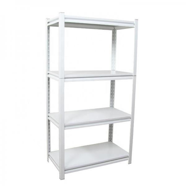 Supermarket Cosmetic Skin Care Products Exhibition Display Stand Rack with Storage Drawer #3 image