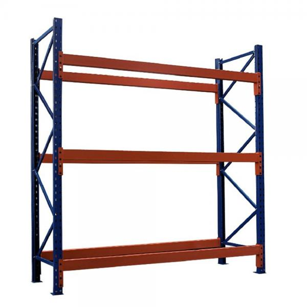 Welded Frame Widespan Light Duty Wide Span Shelving / Commercial Warehouse Racking #1 image