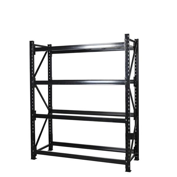 Welded Frame Widespan Light Duty Wide Span Shelving / Commercial Warehouse Racking #3 image