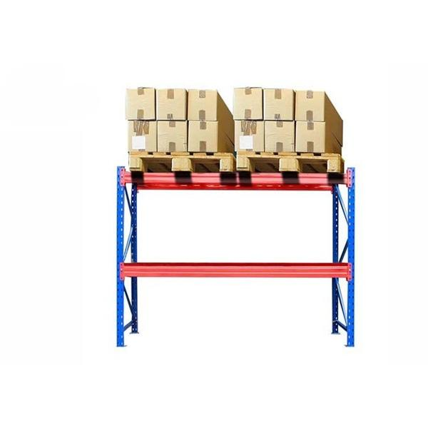 Welded Frame Widespan Light Duty Wide Span Shelving / Commercial Warehouse Racking #2 image